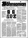 The Johnsonian April 12, 1976
