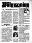 The Johnsonian April 19, 1976