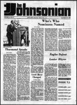 The Johnsonian October 25, 1976