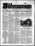 The Johnsonian November 22, 1976
