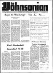 The Johnsonian February 7, 1977