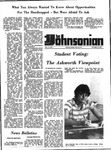 The Johnsonian October 12, 1977
