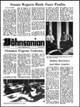 The Johnsonian December 5, 1977