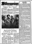 The Johnsonian April 10, 1978 by Winthrop University