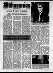 The Johnsonian October 23, 1978 by Winthrop University