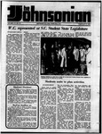 The Johnsonian February 5, 1979 by Winthrop University