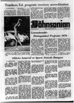 The Johnsonian April 23, 1979 by Winthrop University