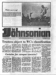 The Johnsonian November 12, 1979 by Winthrop University