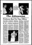 The Johnsonian September 14, 1970