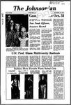 The Johnsonian October 19, 1970