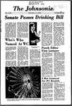 The Johnsonian October 26, 1970