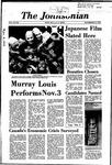The Johnsonian November 2, 1970