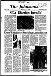 The Johnsonian November 9, 1970