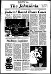 The Johnsonian November 16, 1970