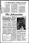 The Johnsonian December 7, 1970