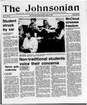 The Johnsonian February 16, 1987
