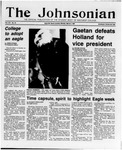 The Johnsonian March 2, 1987