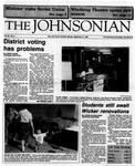 The Johnsonian September 21, 1987