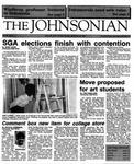The Johnsonian September 28, 1987