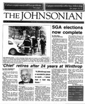 The Johnsonian October 5, 1987