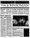 The Johnsonian October 26, 1987