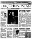 The Johnsonian November 2, 1987