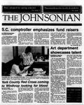The Johnsonian November 9, 1987