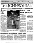 The Johnsonian November 23, 1987