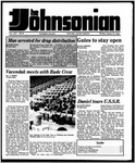 The Johnsonian January 27, 1986