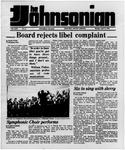 The Johnsonian April 14, 1986