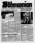 The Johnsonian April 21, 1986