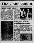 The Johnsonian September 22, 1986