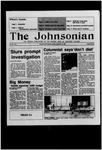 The Johnsonian September 29, 1986
