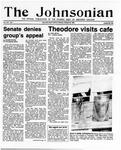 The Johnsonian October 20, 1986