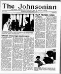 The Johnsonian October 27, 1986
