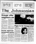 The Johnsonian November 5, 1986