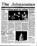 The Johnsonian November 17, 1986