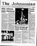 The Johnsonian November 24, 1986