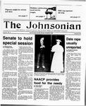 The Johnsonian December 8, 1986