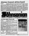 The Johnsonian January 21, 1985
