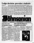 The Johnsonian February 18, 1985