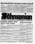 The Johnsonian March 4, 1985