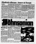 The Johnsonian April 8, 1985