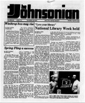 The Johnsonian April 22, 1985