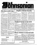 The Johnsonian September 16, 1985
