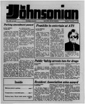 The Johnsonian November 11, 1985