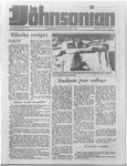 The Johnsonian May 4, 1981
