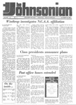 The Johnsonian Oct. 18, 1982