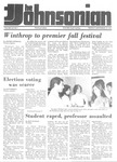 The Johnsonian Sep. 26, 1983