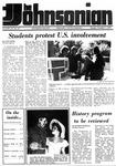 The Johnsonian Nov. 7, 1983